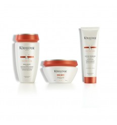 PACK BAIN SATIN 1+MASQUIN FINOS +NECTAR THERMIQUE